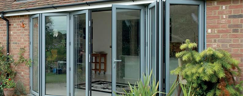 Bi-fold doors featured product