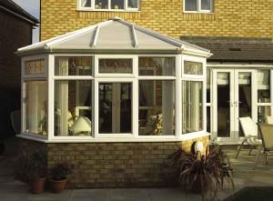 uPVC conservatory system
