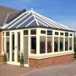 White conservatory package