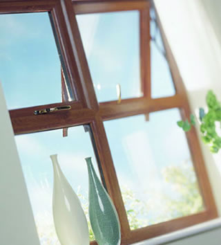 REHAU uPVC casement