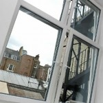 Rehau geneo pvc tilt and turn windows