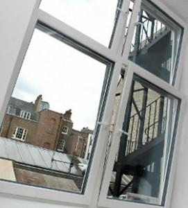 Rehau geneo pvc tilt and turn windows