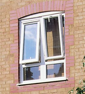 REHAU reversible pvcu windows