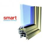 Smart aluminium window system