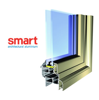 Smart aluminium window system