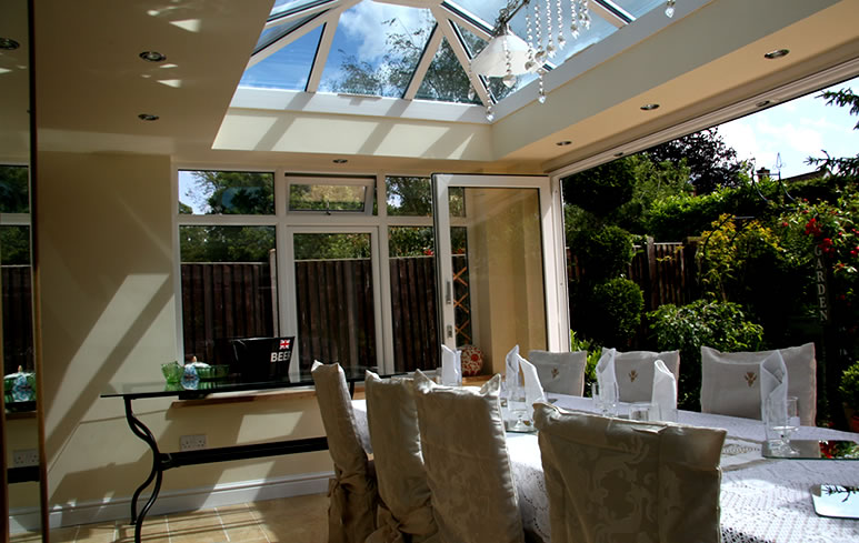 Orangeries Synseal Global Roof Manufacturers Astraseal