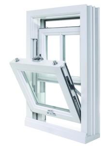 Synseal sash window