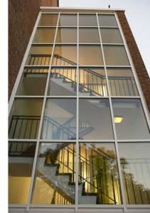 Curtain/ window wall