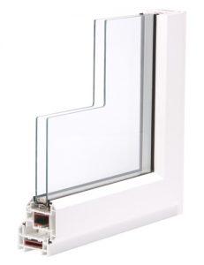 Rehau 70mm Casement Windows