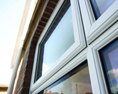 Eurocell Eurologik uPVC casement window by Astraseal