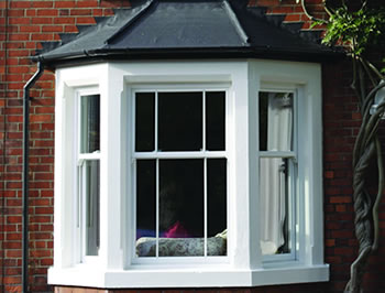 Synseal vertical sliding window
