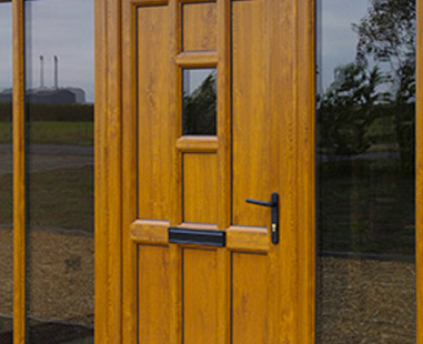 Eurocell Entrance Doors