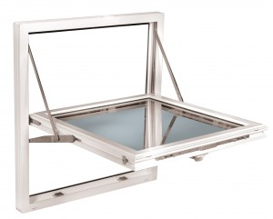 Reversible Window