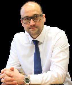 Marketing Manager Zac Nedimovic