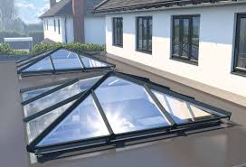 square Eurocell skylights