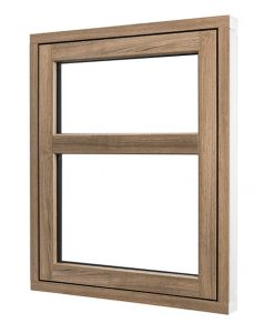 Modus flush sash window