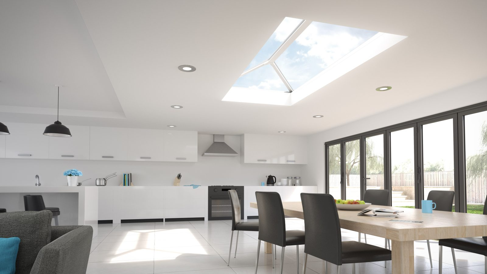 New Stratus Roof Lantern from Experts at Astraseal