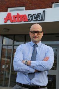 Astraseal Sales & Marketing Manager, Zac Nedimovic
