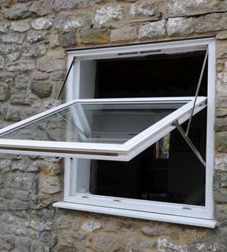 Eurocell Reversible Windows
