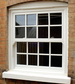Eurocell Vertical Sliding Sash Windows