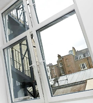 Rehau Tilt and Turn Windows