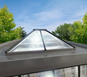 Astraseal adds Eurocell's innovative Skypod Acute to their roof lantern range