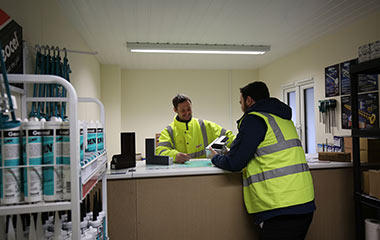 Astraseal trade counter