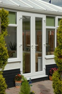 Eurocell French Patio Doors Astraseal Trade