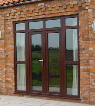 REHAU French Doors