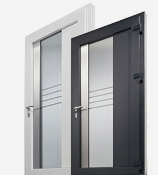REHAU Entrance Doors - Geneo