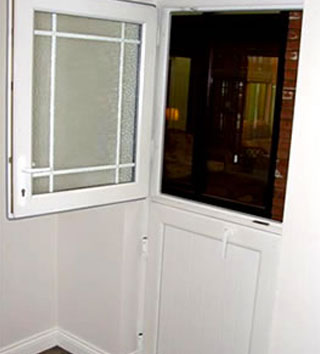 REHAU Stable Doors