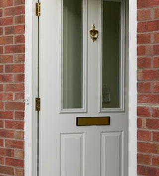 REHAU Entrance Doors