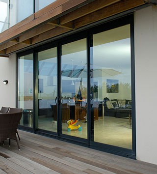 Smart Patio Doors