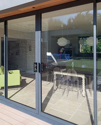Patio Doors Rehau Synseal Smarts Manufacturers Astraseal Trade